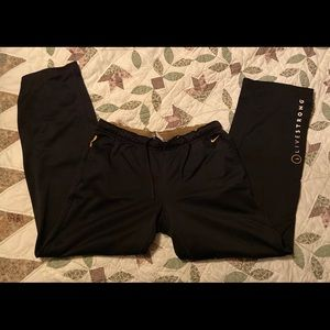 Nike Livestrong Terma-Fit Sweats